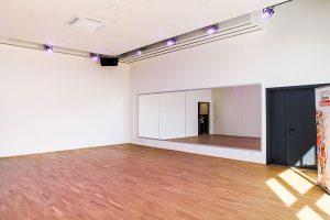 Unser Tanzsaal bei Saarrondo - wo Herzen nicht nur höher schlagen, sondern auch tanzen! Tanzen Sie mit uns!