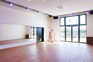 Unser Tanzsaal bei Saarrondo